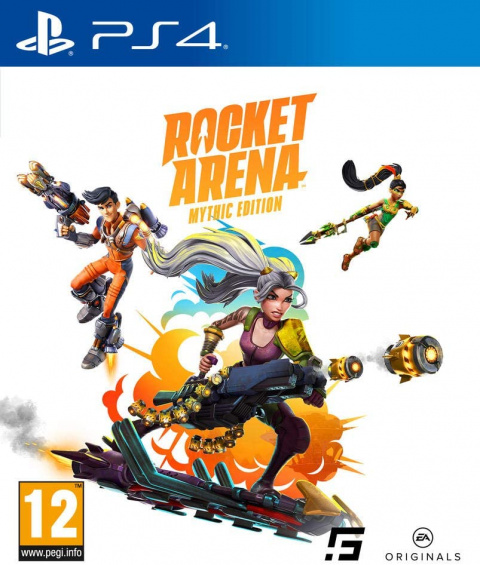 Rocket Arena sur PS4