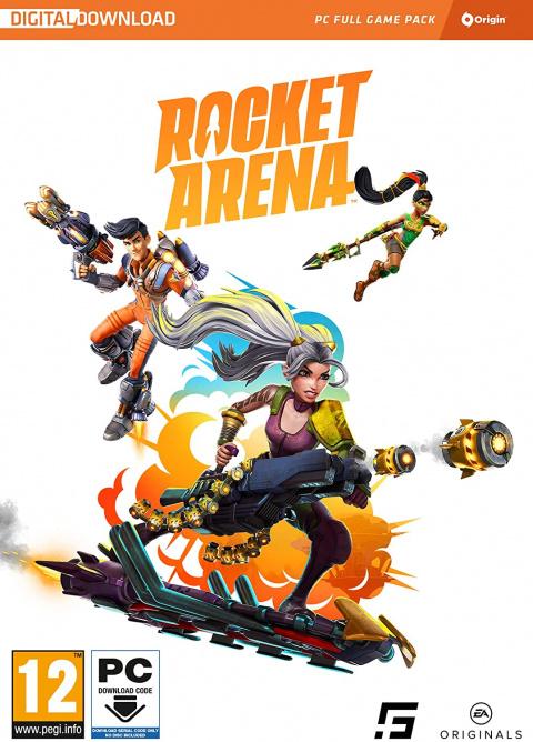 Rocket Arena sur PC