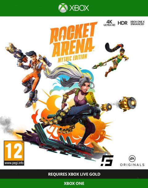 Rocket Arena sur ONE