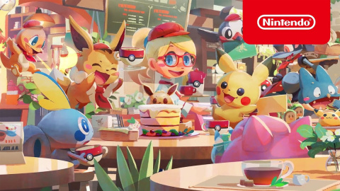 Wiki de Pokémon Café Mix