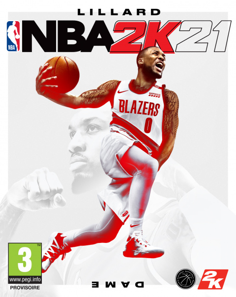 NBA 2K21 sur Switch