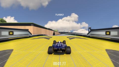 Trackmania (2020) : Le jeu de course arcade passe l'épreuve du sprint avec succès