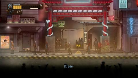 Dex : l'action-RPG cyberpunk en 2D arrive sur Nintendo Switch