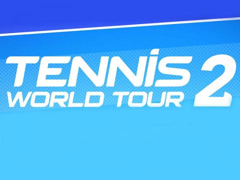 Tennis World Tour 2 sur ONE