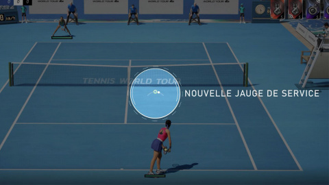 Tennis World Tour 2 : de nets progrès, mais il doit encore muscler son jeu