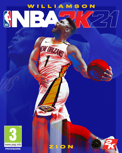 NBA 2K21 sur Xbox Series