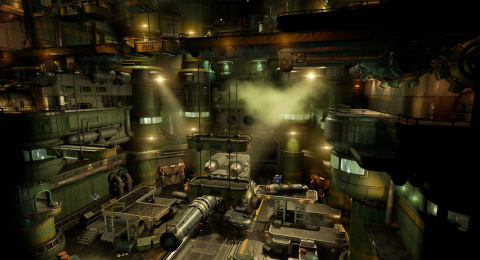 F.I.S.T.: Forged in Shadow Torch : Un jeu d'action avec un lapin armé annoncé sur PS4