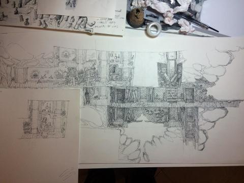 [MàJ] Creaks : Le nouveau projet d'Amanita Design sortira cet été