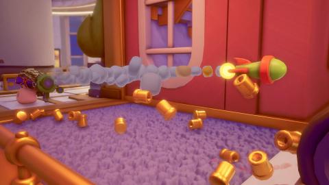 [MàJ] Worms 2020 se trouve un nom, s'annonce sur PS5, et abandonne le tour par tour