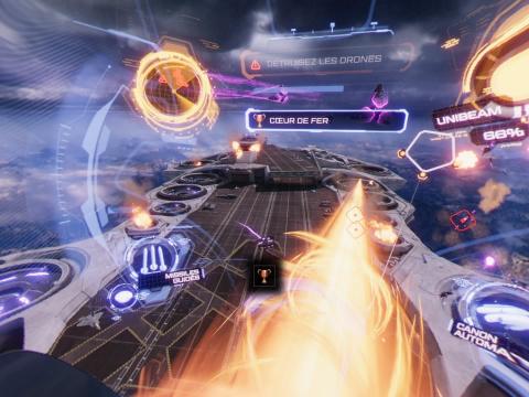 Marvel's Iron Man VR : Gameplay solide mais progression trop répétitive