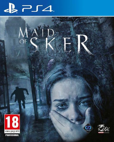 Maid of Sker sur PS4