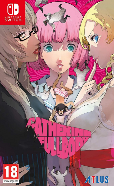 Catherine : Full Body sur Switch