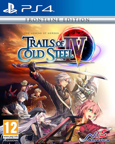 The Legend of Heroes : Trails of Cold Steel IV sur PS4