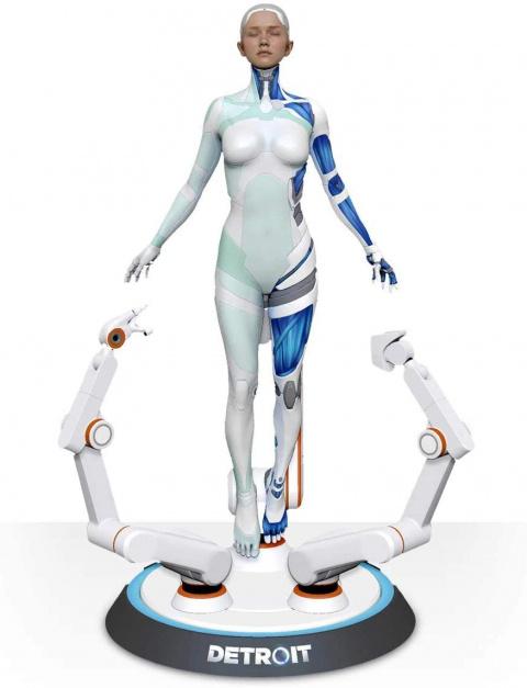 Detroit : Become Human - La Collector's Edition PC disponible en précommande