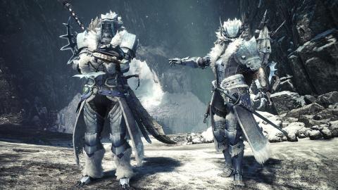 [MàJ] Monster Hunter World : Iceborne date sa prochaine mise à jour en vidéo