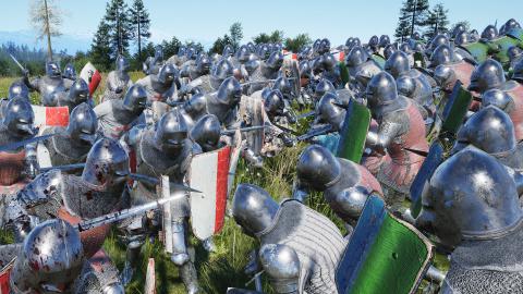 Manor Lords : Un RTS médiéval prévu pour cet automne