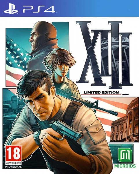 XIII : Remake sur PS4