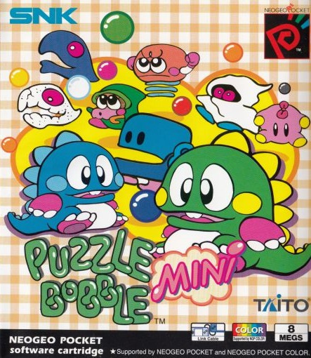 Puzzle Bobble Mini sur NGPocket