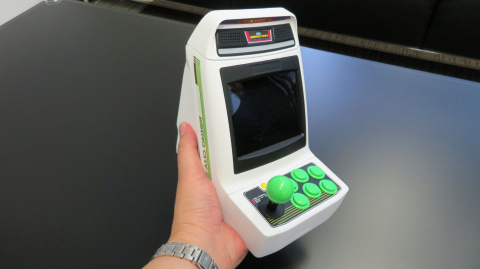Sega : L'Astro City Mini dévoilée avant l'heure