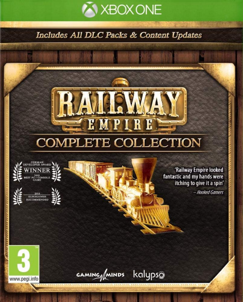 Railway Empire - Complete Collection sur ONE