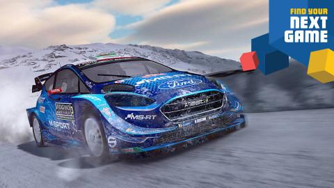 WRC 9 - Le Rallye du Kenya se montre en détails