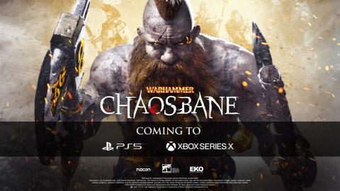 Warhammer Chaosbane : le hack'n slash annoncé sur PS5 et Xbox Series X