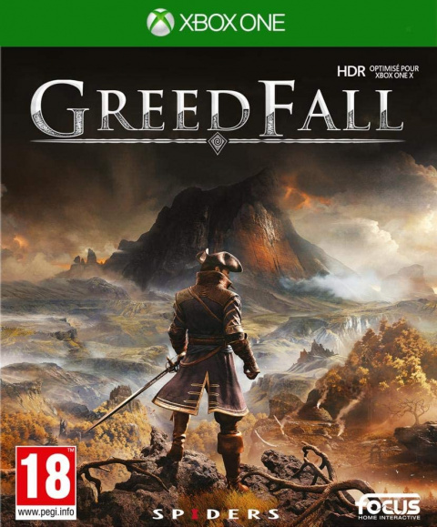 Greedfall sur PS4