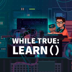 while True : learn() sur PS4