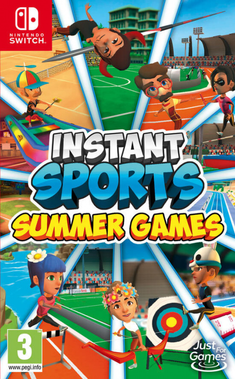 Instant Sports Summer Games sur Switch
