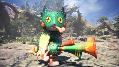 Monster Hunter World : Iceborne - La mise à jour gratuite 4 est disponible