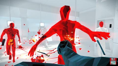 SUPERHOT : Mind Control Delete dévoile sa date de lancement sur PC et consoles