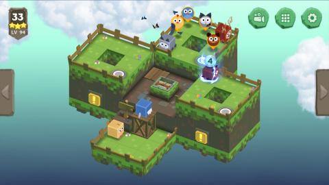 Cubicity : Un puzzle-game cubique à venir sur Switch