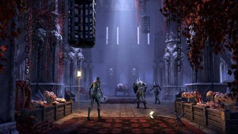 The Elder Scrolls Online : Stonethorn, la mise à jour 27 et les voix françaises disponibles sur le serveur de test privé