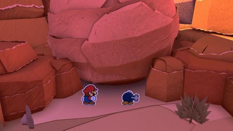 Paper Mario : The Origami King - La fin d'un RPG, le début d'une aventure