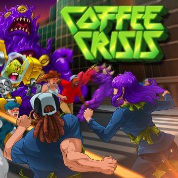 Coffee Crisis sur PS4