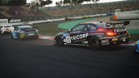 [MàJ] Assetto Corsa Competizione : Le Pack GT4 est disponible sur Steam, PS4 et Xbox One