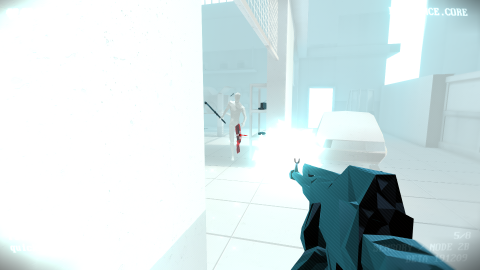 "Superhot : Mind Control Delete - retour aux affaires pour le seul ""slow person shooter"""