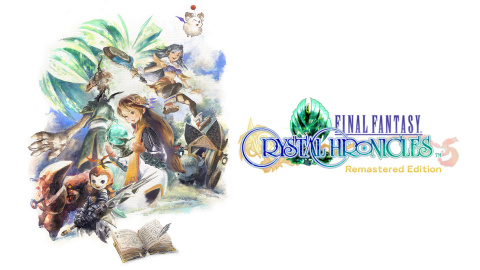 Final Fantasy Crystal Chronicles Remastered Edition sur Switch