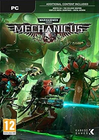 Warhammer 40,000 : Mechanicus sur PC