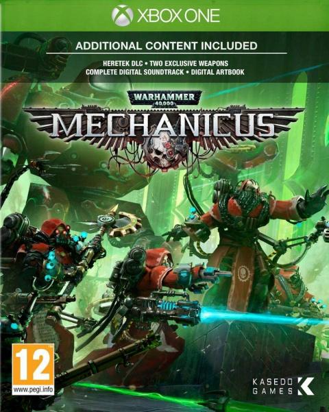 Warhammer 40,000 : Mechanicus sur ONE