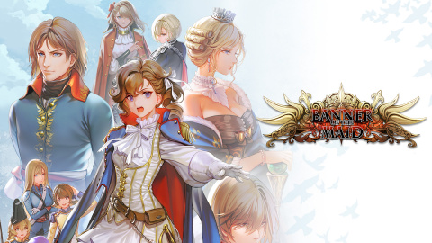 Banner of the Maid sur Switch
