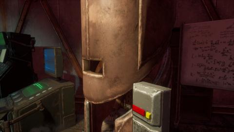 Centre de recyclage (deuxième passage)
