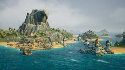 King of Seas : Un jeu de rôle et d'action sous le signe de la piraterie disponible cet automne