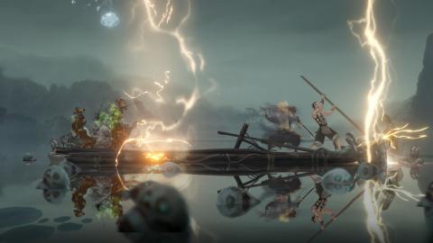 Eastern Exorcist : Un jeu d'action dans un monde de démons bientôt en early access