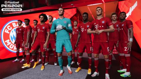 eFootball PES 2021 - La Season Update 2021 sera disponible en septembre