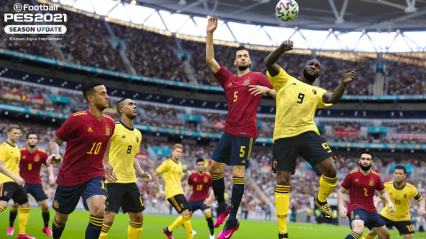 eFootball PES 2021, solution complète