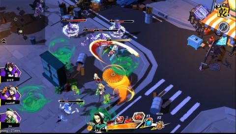 Zengeon : L'action-RPG repoussé à 2021 sur consoles