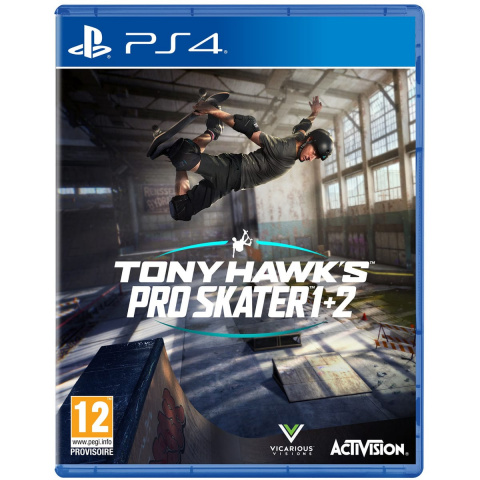 Les précommandes de Tony Hawk's Pro Skater 1+2 à -24%