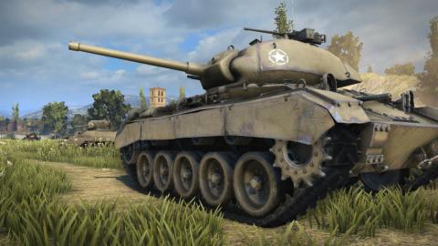 World of Tanks : le cross-play PS4 / Xbox One sera activé demain