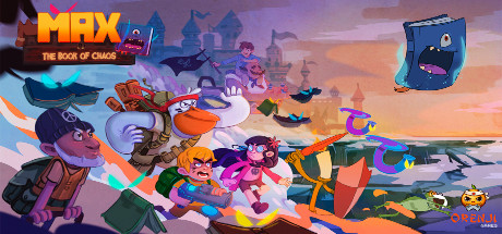 Max and the Book of Chaos sur PS4